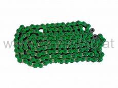 Kette 420H, 1/2x1/4, grün, verstärkt, 140 Glieder