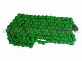 Kette 420H, 1/2x1/4, grün, hyper verstärkt, 138 Glieder