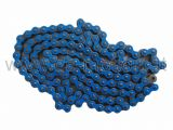 Kette 420H, 1/2x1/4, blau, hyper verstärkt, 138 Glieder